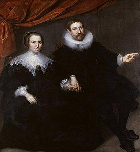 Cornelis de Vos: Bildnis eines Ehepaares