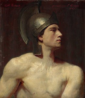 Ludwig Correggio: Bildnis des Malers Wilhelm Leibl