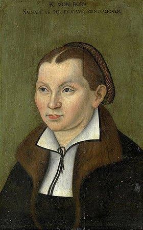 Deutsch: Katharina von Bora. (siehe auch Bildnummer 35271)