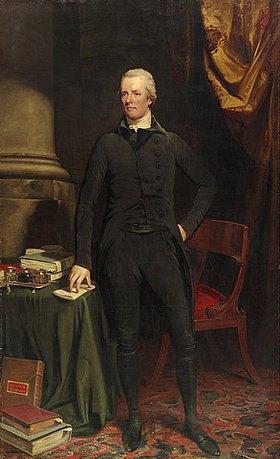 John Hoppner: William Pitt der Jüngere