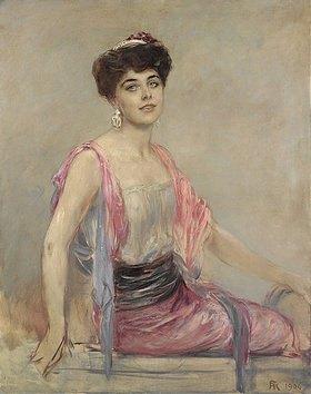 Friedrich August von Kaulbach: Geraldine Farrar