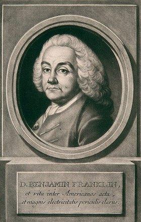 Johann Elias Haid: D. Benjamin Franklin
