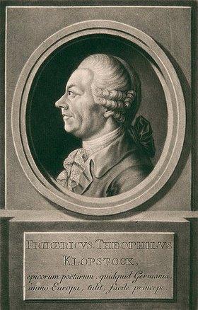 Johann Elias Haid: Friedrich Theophilus Klopstock