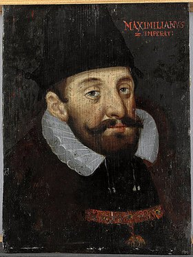 Deutsch: Kaiser Maximilian II