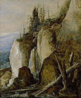 Joos de Momper d.J.: Nahsichtige Felslandschaft