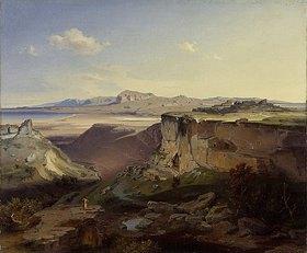Carl Rottmann: Sikyon mit Korinth