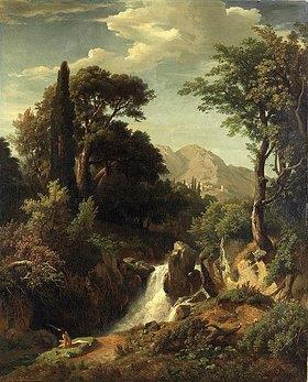 Johann Wilhelm Schirmer: Gegend bei Terni