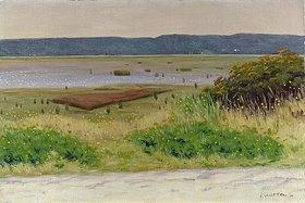 Felix Vallotton: Meeresbucht bei Honfleur