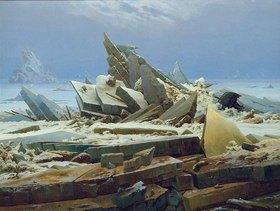 Caspar David Friedrich: Das Eismeer (Die gescheiterte Hoffnung)