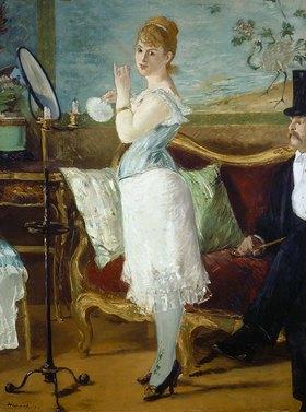 Edouard Manet: Nan