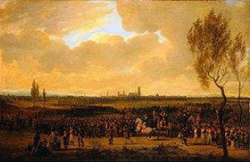 Wilhelm von Kobell: Die Einnahme von München