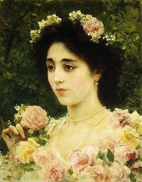 Federigo Andreotti: Die rosafarbene Rose