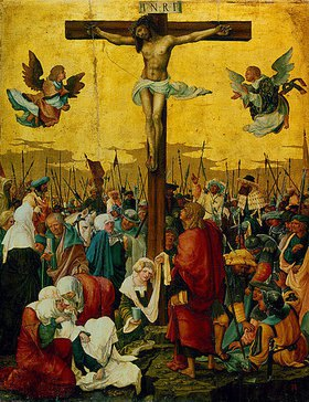 Albrecht Altdorfer: Kreuzigung Christi