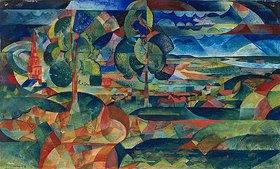 Paul Adolf Seehaus: Blick in die Ebene