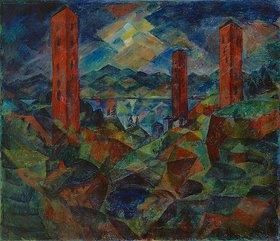 Paul Adolf Seehaus: Die roten Türme