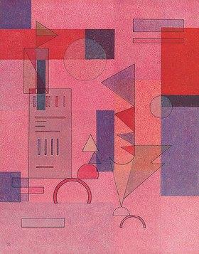 Wassily Kandinsky: Schichten. 1932