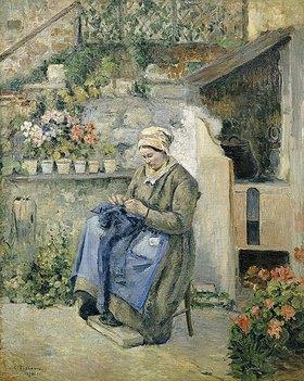 Camille Pissarro: Ungestört