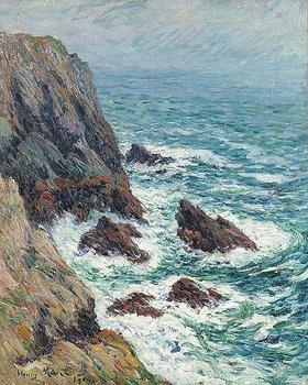 Henri Moret: L'Ile de Groix