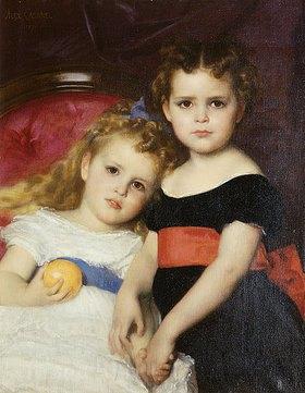 Alexandre Cabanel: Die Sutton Schwestern
