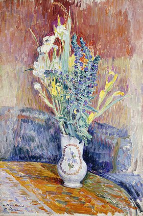 Henri Lebasque: Blumenstrauß in einer Vase