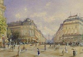 Franz Alt: La Rue de la Paix, Paris