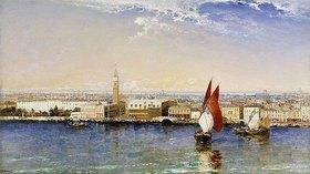 Arthur Joseph Meadows: Bacino di San Marco, Venedig