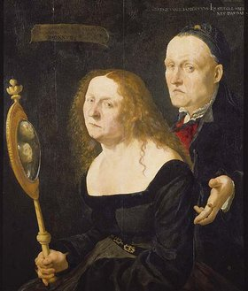Lucas Furtenagel: Der Maler Hans Burgkmair und seine Frau Anna