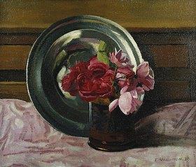Felix Vallotton: Stillleben mit Rosen