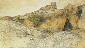 Carl Larsson: Die Burg Marstrand, Schweden