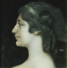 Franz von Stuck: Römerin
