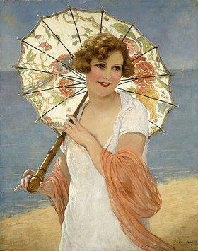 Francois Martin-Kavel: Der Sonnenschirm