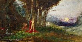 Gustave Moreau: Pasiphae