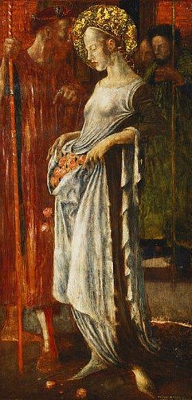 Friedrich Stahl: Heilige Elisabeth von Thüringen