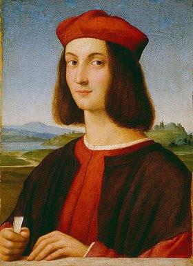 Raffael (Raffaello Sanzio): Bildnis des Pietro Bembo
