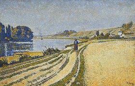 Paul Signac: Herblay - La Rive