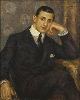 Auguste Renoir: Portrait von Henry Bernstein