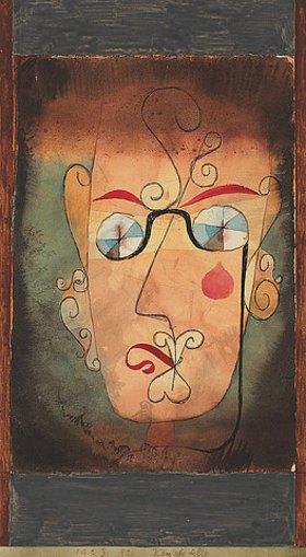 Paul Klee: Komische Alte