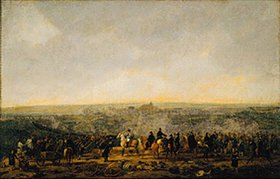 Wilhelm von Kobell: Die Beschießung von UIm
