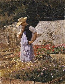Henri Adolphe Laissement: Der Gärtner