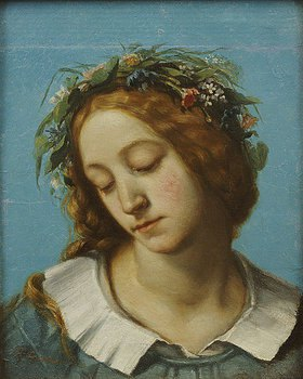 Gustave Courbet: Ophelia