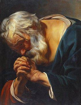 Jacob Jordaens: Die heilige Petrus