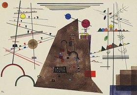 Wassily Kandinsky: Schweres zwischen Leichtem