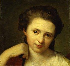 Anton von Maron: Portrait von Angelika Kauffmann