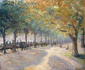 Camille Pissarro: Hyde Park, London