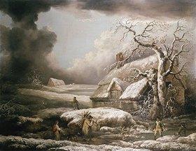 George Morland: Winterlandschaft