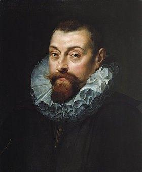 Peter Paul Rubens: Bildnis eines Mann mit weißer Halskrause