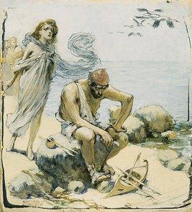 August Hoffmann von Vestenhof: Calypso
