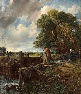 John Constable: Die Schleuse