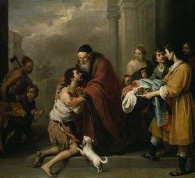 Bartolomé Estéban Murillo: Die Heimkehr des verlorenen Sohnes