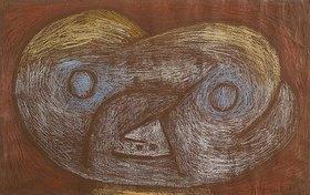 Paul Klee: Geschöpf aus der Moorgegend